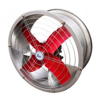 SF-B系列低噪音壁式轴流风机