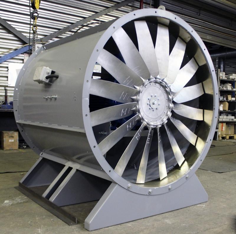 让您专业咨询轴流风机的型号及参数
