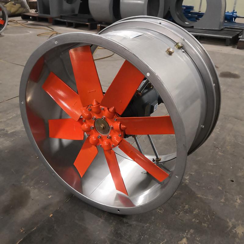 轴流风机在调试运行中有哪些注意事项