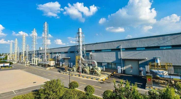 食品厂工业废气处理